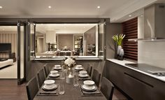 A truly Australian kitchen, extending the indoors outdoors | Chifley | Kitchen By: Rawson Homes |