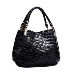 Famous Designer Brand Crocodile Bags Women Leather Handbags 2017 Luxury Ladies Hand Bags Purse Fashion Shoulder Bags Bolsa Sac #jewelry, #women, #men, #hats, #watches, #belts