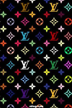 Louis Vuitton iPhone Wallpaper Logo fabric black with multi color Best Picture For watch wallpaper quotes For Your Taste You are looking for something, and … Iphone Wallpaper Logo, Louis Vuitton Iphone Wallpaper, Hype Wallpaper, Iphone Background Wallpaper, Aesthetic Iphone Wallpaper, Cartoon Wallpaper, Aesthetic Wallpapers, Iphone Wallpapers, Monogram Wallpaper