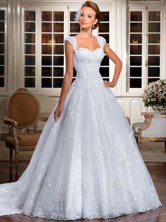 vestido princesa de noiva - Pesquisa Google