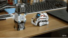 It's curious, smart ... and kind of a jerk. #robot, #charactor