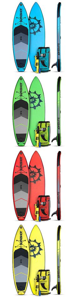 Stand Up Paddleboards 177504: Slingshot Crossbreed 11 Inflatable Sup Board -> BUY IT NOW ONLY: $799 on eBay!