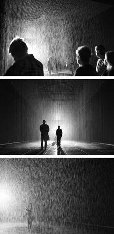 Rain Room   LACMA