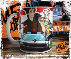 The Real Ghostbusters TV Series Mug