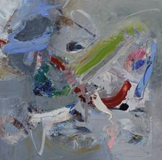 """Acrylic on Canvas 20"""" x 20"""", Leslie Newman"""