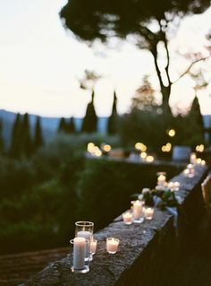 Photography : Thecablookfotolab Read More on SMP: http://www.stylemepretty.com/2017/01/27/al-fresco-tuscany-villa-wedding/