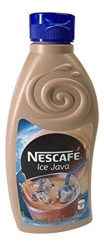 The Nescafe syrup, when added to hot or cold milk makes a refreshing drink with a hint of cappuccino coffee. Nescafe Ice Cappuccino is a fat free flavor. Also delicious on ice cream and in milkshakes. Iced Coffee At Home, Coffee Drinks, Coffee Flavored Syrup, Java, Iced Cappuccino, Soda Syrup, Coffee Substitute, Coffee Ice Cream, Nescafe