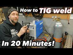 Tig Welding Tips, Welding Process, Welding Art, Welding For Beginners, Welding And Fabrication, Easy Youtube, Useful Life Hacks, Joinery, Make It Simple