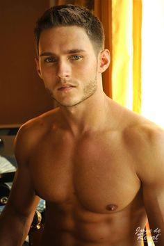 image photo headshot handsome russian male model