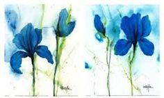Resultado de imagen para flores en acrilico