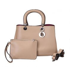 Europe Style Mother And Child Tote Bag Apricot on BuyTrends.com, only price $22.92