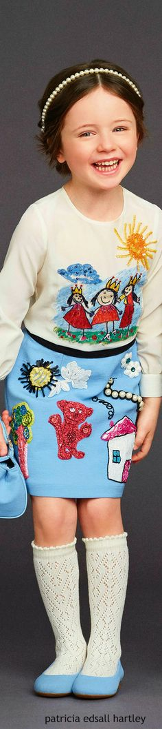 39 Ideas For Baby Girl Clothes Winter Dresses Dolce & Gabbana Winter Outfits For Girls, Kids Outfits, Winter Dresses, Little Girl Fashion, Kids Fashion, Dolce And Gabbana Kids, Baby Couture, Little Fashionista, Stylish Kids