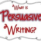 These posters are great for teaching students about Persuasive Writing....