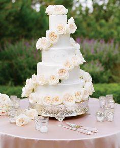20 Most Jaw-Droppingly Beautiful Wedding Cakes of 2013 - MODwedding