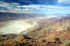Dante's View in Death Valley, CA