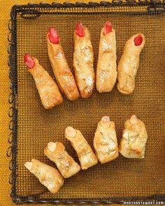 Ladies' Fingers and Men's Toes Recipe