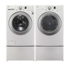 My LG  front load washer and dryer!