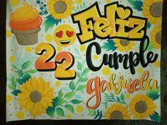 Birthday Gifts For Boyfriend, Boyfriend Gifts, Cafe Logo, Happy B Day, Disney Drawings, Crates, Clip Art, Lettering, Cumpleaños Diy