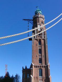 Der Turm leuchtet  leider nicht mehr.