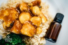 Chinese New Year's celebrations are underway. If you want to join in on the festivities, here is a delicious orange chicken recipe made with wild orange and ginger essential oils that will be sure ...