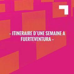 Itinéraire d'une semaine à Fuerteventura :) http://www.voyages-iles-canaries.fr/avant-de-partir/itineraire-dune-semaine-a-fuerteventura/?utm_campaign=crowdfire&utm_content=crowdfire&utm_medium=social&utm_source=pinterest