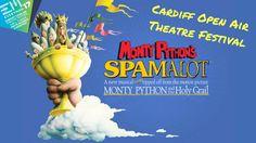 Spamalot | Cardiff Open Air Theatre Festival