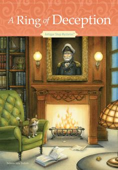 A Ring of Deception - Antique Shop Mysteries - DeAnna Julie Dodson New Mystery Books, Ring Bear, Antique Shops, 18th Century, Carriage House, Solomon, Somerset, Antiques, Graham