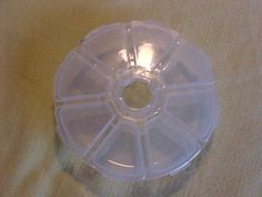 8 compartment storage bead ? container by outbackhill on Etsy
