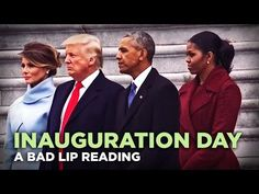 Bad Lip Reading Reveals What Was Really Said At Donald Trump's Inauguration | The Huffington Post