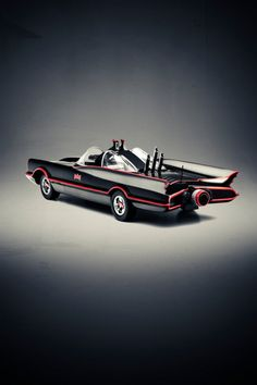 Batmobile from the Cars We Love Series