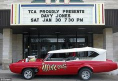 The Monkees Car | The Monkees car