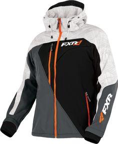 FXR Racing - Mission Softshell Jacket
