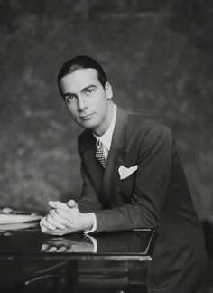 Cristóbal in 1927 by Boris Lipnitzki
