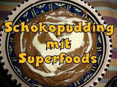 Vegane Rohkost mit Superfoods - Chiapudding - YouTube
