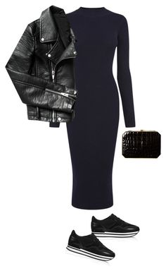 """Untitled #594"" by feryfery ❤ liked on Polyvore featuring Warehouse, Garance Doré, Fendi and Hogan"