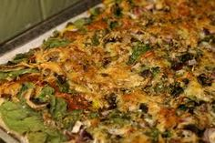 Vegetar-pizza!   #meatless