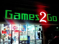 Located in Longview, Texas    One of my favorite small business places ever!!! Check out there Facebook page here:    http://www.facebook.com/pages/Games-2-Go/151961811489220
