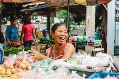 Markets of Thailand // Baker Stories //www.bakerstories.com