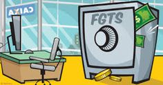 Calendário de saque do dinheiro das contas inativas do FGTS