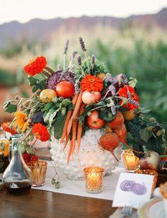 Farm Fresh Wedding Inspiration | Green Wedding Shoes Wedding Blog | Wedding Trends for Stylish + Creative Brides