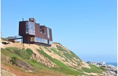 Look at This Awesome Ocean-front Home in Chile