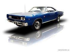 1968 Dodge Coronet RT 440 V8 375 HP