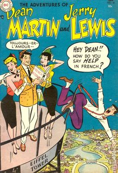 Adventures of Dean Martin and Jerry Lewis #18