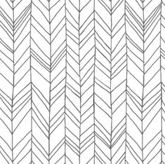 Featherland White/Gray LARGE fabric by leanne on Spoonflower - custom fabric Wallpaper
