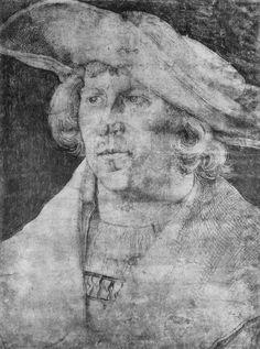 Artist: Dürer, Albrecht, Title: Porträt eines Mannes [2], Date: 1520