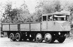 Sentinel 8 wheel steam