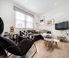 Lovely 2 bed homes in South London. Just a few minutes walk from Waterloo Station and Southwark tube station on the Jubilee Line. Ideal for families of tourists. Up to 5-6 people