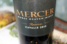 A Bordeaux Blend from Washington State: Mercer Cavalie - Enobytes Wine Online