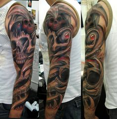Javier Obregon – Color Up Tattoo