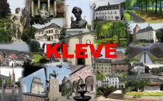 Kleff / Kleve / Kleef / Clivia ((Nordrhein-Westfalen, Kreis Kleve) -